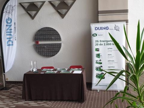 Duing d.o.o. izlagao na 34. međunarodnom znanstveno-stručnom susretu stručnjaka za plin (8. – 10.05.2019., Opatija)